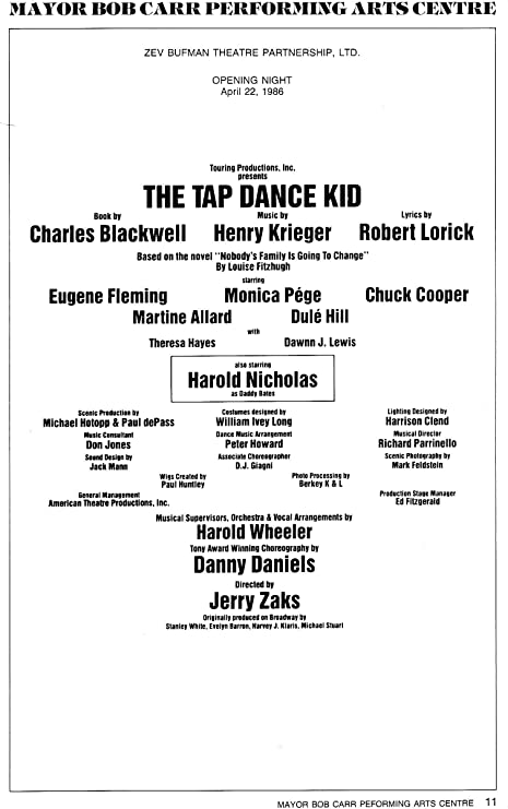 Dule Hill The Tap Dance Kid Henry Krieger 1986 Orlando Florida Playbill At Amazon S Entertainment Collectibles Store Nobody lyrics on wn network delivers the latest videos and editable pages for news & events, including entertainment, music, sports, science and more, sign up and share your playlists. amazon com