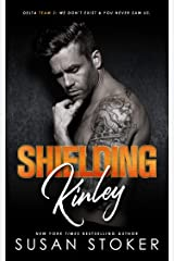 Shielding Kinley (Delta Team Two Book 2) Kindle Edition