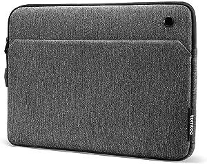 tomtoc Tablet Sleeve Bag for 11-inch New iPad Pro (3rd Gen) M1 5G 2021-2018/10.9-inch iPad Air 4/10.2-in iPad 8th/7th Gen/Surface Go 2/1, Galaxy Tab, Fits Magic Keyboard and Smart Keyboard Folio