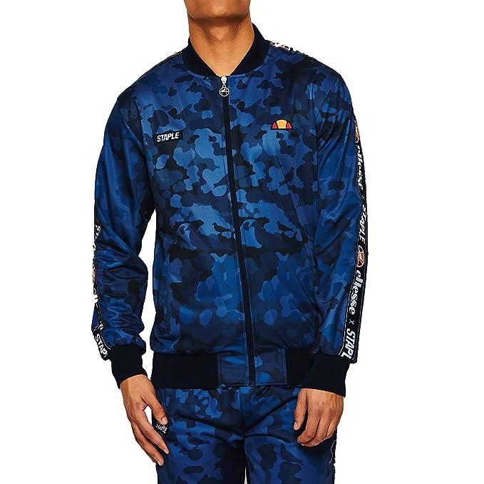 Ellesse Heritage SHX05110 Sudaderas Hombre Azul M