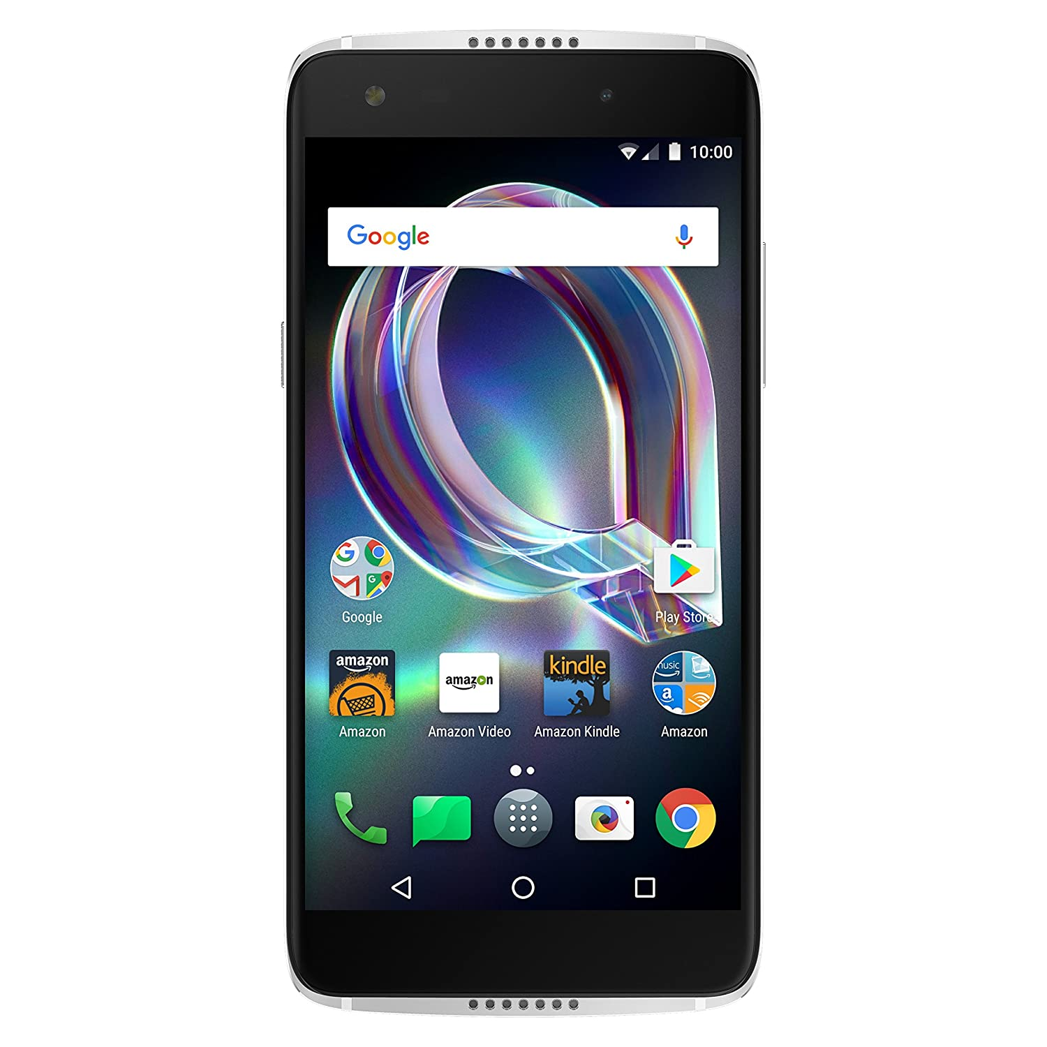 Amazon prime membership phone number - Amazon Com Alcatel Idol 5s 32 Gb Unlocked At T Sprint T Mobile Verizon Crystal Grey Prime Exclusive With Lockscreen Offers Ads Cell Phones