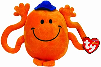 Mr Tickle Ty Beanie Babie (Uk Exclusive)