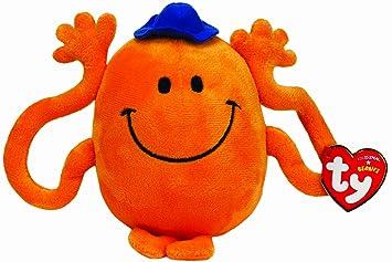 Mr Tickle Ty Beanie Babie (Uk Exclusive)