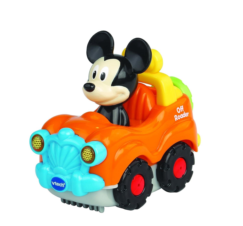 VTech 511403Toot Pilotes Disney de Mickey Tout-Terrain, Multi Vtech Electronics
