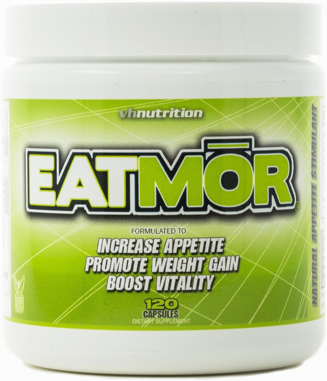 Amazon.com: Eatmor Appetite Stimulant | Weight Gain Pills for Men ...