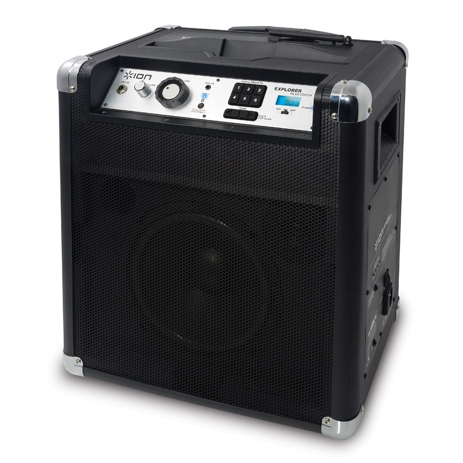 Block Rocker Explorer Sound System w/ Bluetooth (Certified Refurbished)
