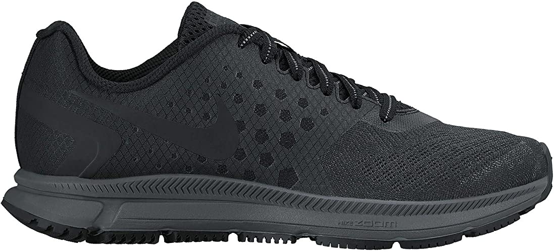 Nike Performance Air Zoom Span Shield - Zapatillas de running para mujer, color negro (15) 40: Amazon.es: Zapatos y complementos