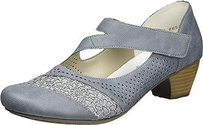 Rieker 41743, Zapatos de Tacón para Mujer