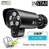 INSTAR IN-9008 Full HD PoE Kamera mit 90 Grad Weitwinkelobjektiv