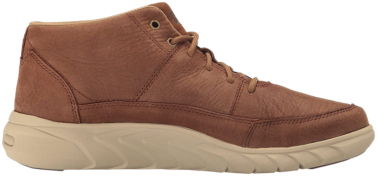 Caterpillar Men's Kvell Fashion Sneaker, Brown, 10. 5 M US: Buy Online at  Low Prices in India - Amazon.in