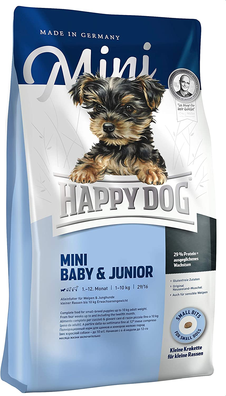 Happy Dog Mini Baby & Junior 29 Comida para Perros - 4000 gr