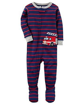 571b6639d8c1 Amazon.com  Carter s Baby Boys  2T-5T One Piece Snug Fit Cotton ...