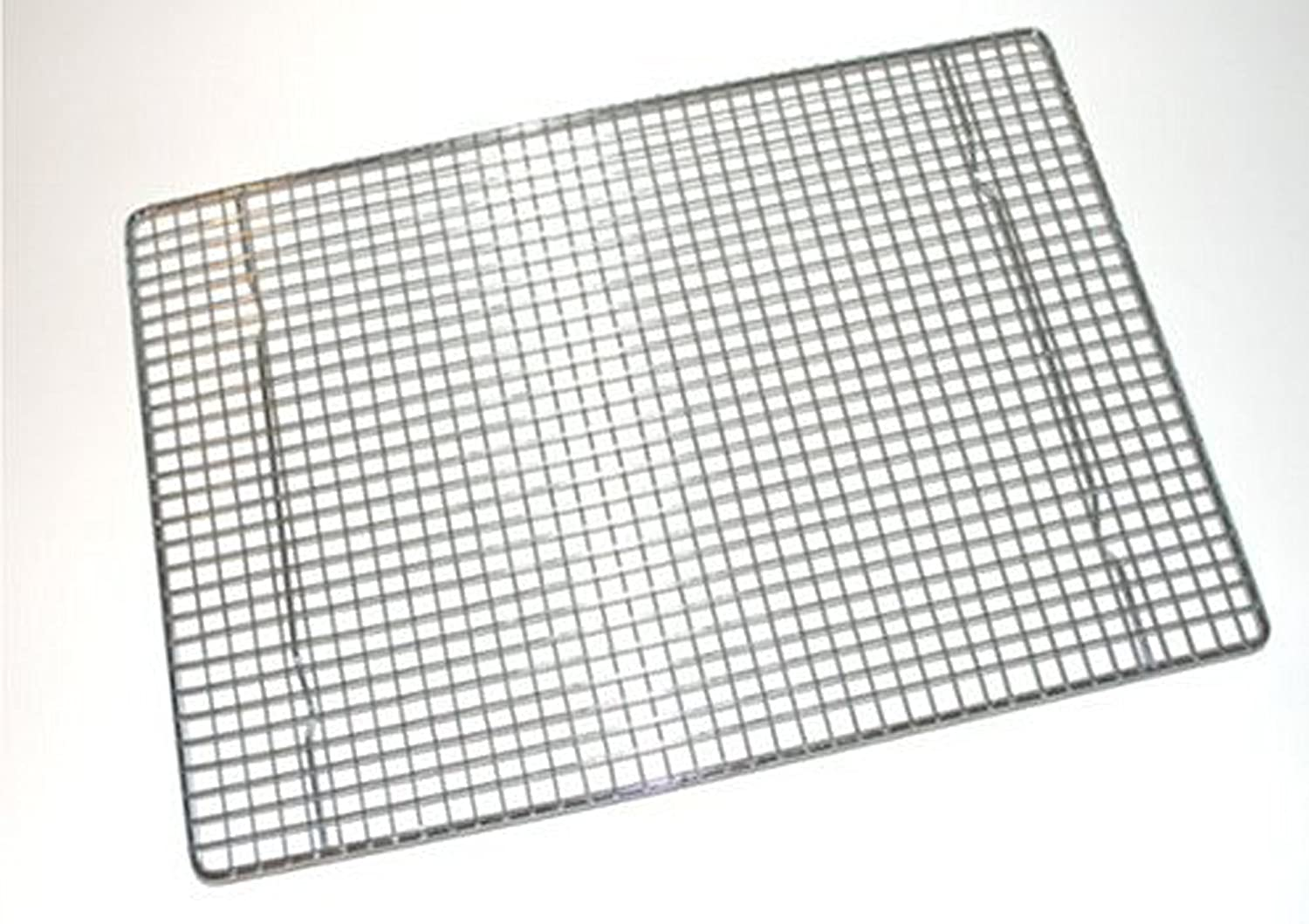Amazon.com: Professional Cross Wire Cooling Rack Half Sheet Pan ...