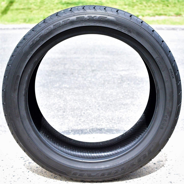 Joyroad Sport RX6 All-Season High Performance Radial Tire-255//35R18 255//35ZR18 94W XL