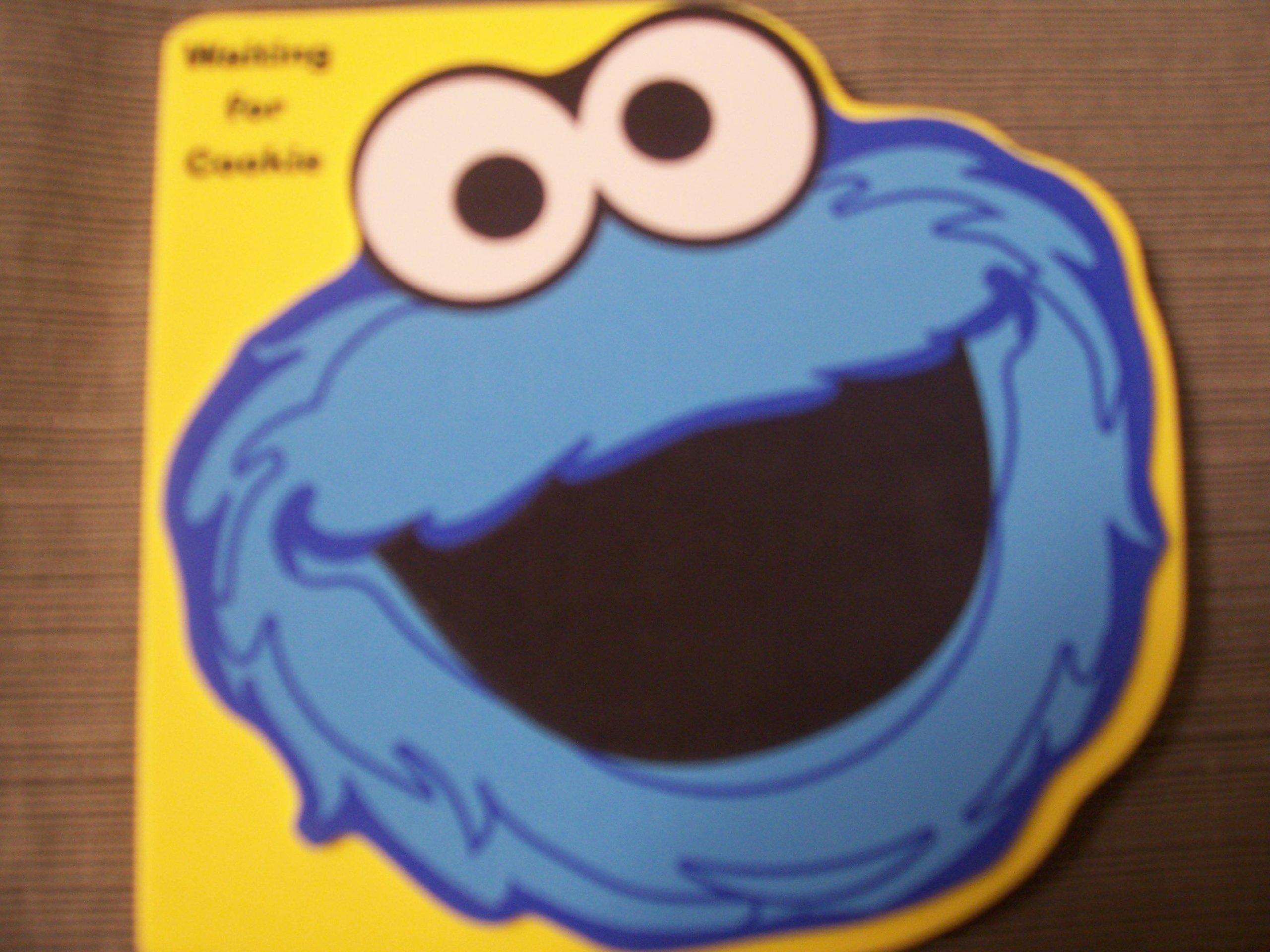 Waiting for Cookie (Sesame Street Foam Covered Board Books) ebook