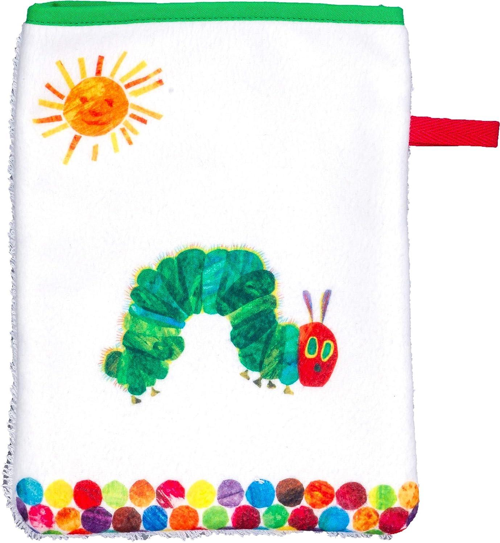 saugstarker und weicher /Öko-Tex-100 zertifizierter Waschhandschuh f/ür Kinder in blau mit Laster Smithy Waschlappen aus 100/% Baumwolle