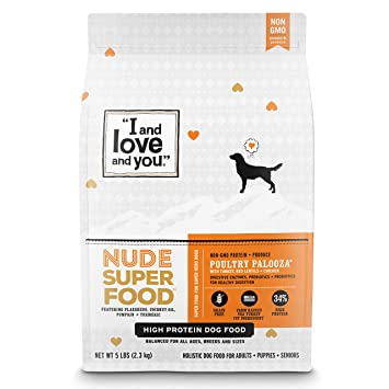 I and Love and You, alimento para perros nude, libre de ...