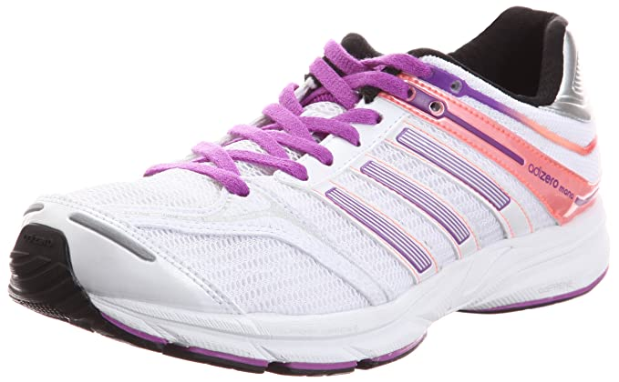 95ad6efbd28 Image Unavailable. Image not available for. Colour  Adidas Lady Adizero  Mana 6 Racing Shoes ...