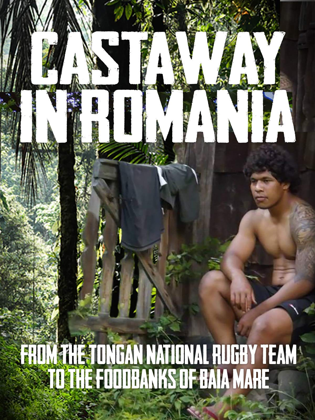 Castaway in Romania: From the Tongan national rugby team to the foodbanks of Baia Mare