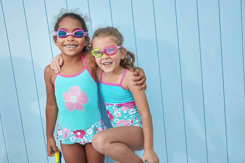 Zoggs Kids Petal Magic Classicback Swimsuit