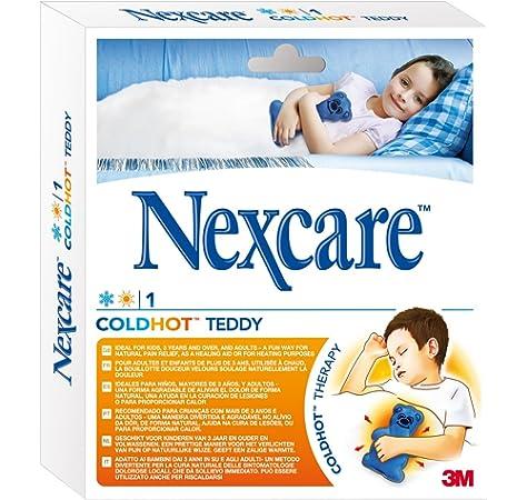 Nexcare Coldhot - Bolsas de gel caliente osito: Amazon.es: Salud y cuidado personal