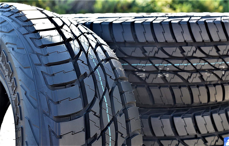 Accelera Omikron AT Radial All Terrain Tire LT285//70R17//E