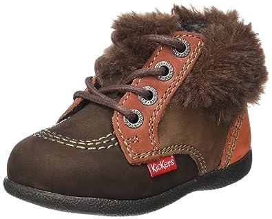 Kickers Babyfrost, Chaussures Premiers Pas bébé garçon