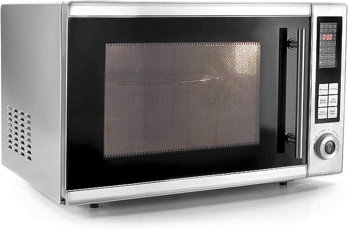 Opinión sobre Lacor 69330-Horno microondas con Plato Giratorio + Grill, 30 L, 900 W
