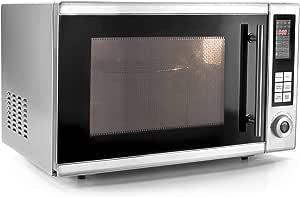 LACOR 69330-Horno microondas con Plato Giratorio + Grill, 30 L ...