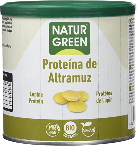 Naturgreen Complementos - 3 Paquetes de 250 gr - Total: 750 gr