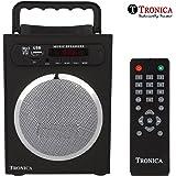 Tronica Spectrum Speaker with Remote (Black)