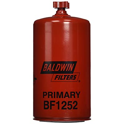 Baldwin BF1252 Heavy Duty Diesel Fuel Spin-On Filter: Automotive