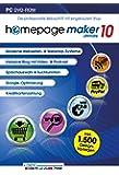 Homepage Maker 10 Ultimate
