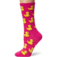 Hot Sox womens Conversation Starter Novelty Casual Fashion Socks