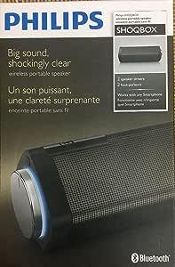 فيليبس SB7100/05 مكبر صوت محمول لأجهزة آبل