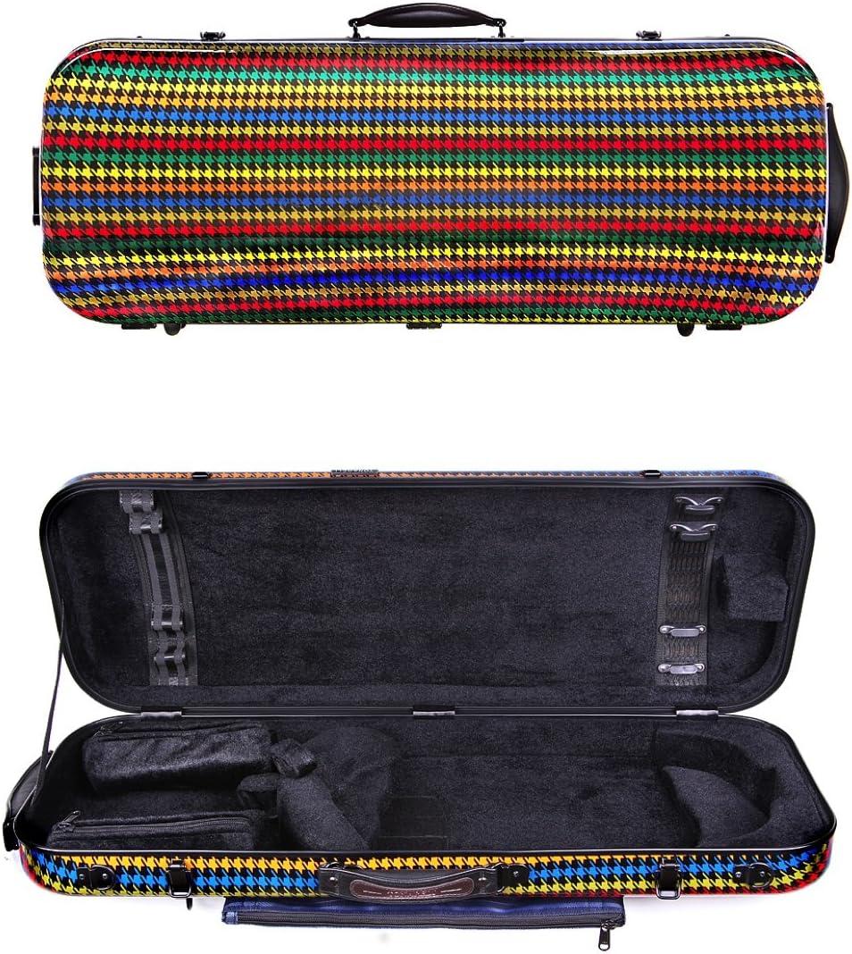Tonareli Viola de fibra de vidrio rectangular caso – edición especial Malibu vafo1004: Amazon.es: Instrumentos musicales