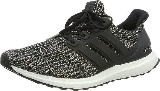 adidas Ultraboost, Zapatillas de Entrenamiento para Hombre, Negro (Cblack/Carbon/Ashsil Cblack/Carbon/Ashsil), 42 EU: Amazon.es: Zapatos y complementos