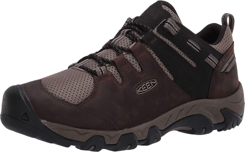 KEEN Men's Steens Vent Hiking Shoe