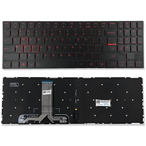 Amazon com: Replacement Backlit Keyboard Without Frame For