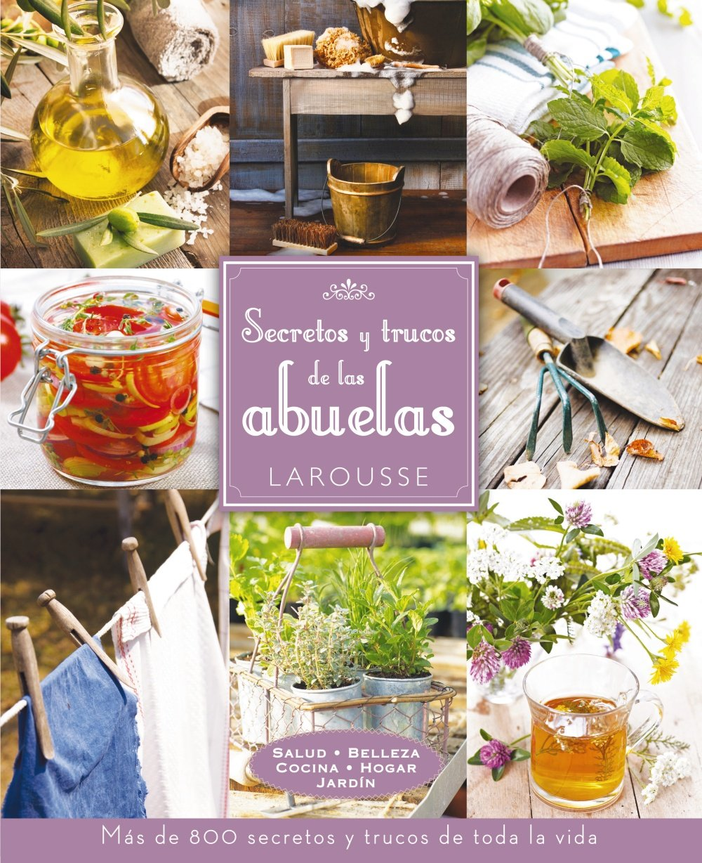 Secretos y trucos de las abuelas (Spanish Edition): Emile Zola, Imma Estany Morros: 9788416124091: Amazon.com: Books