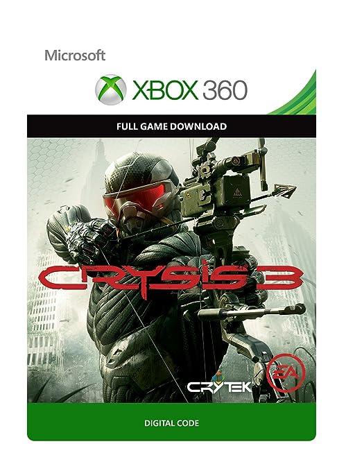 Crysis 3 - Hunter Edition (Xbox 360): Amazon co uk: PC