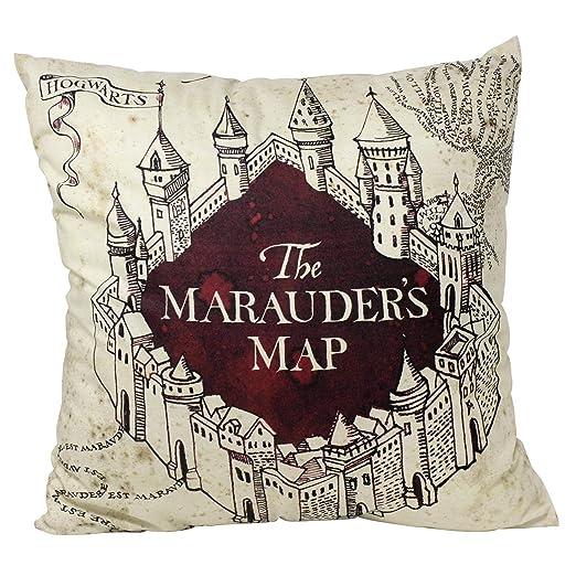Close Up cojín XL Harry Potter - Bianchi S Map: Amazon.es: Hogar