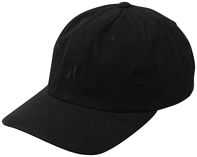 51930033be1 Amazon.com  Hurley Chiller Hat - Black  Clothing