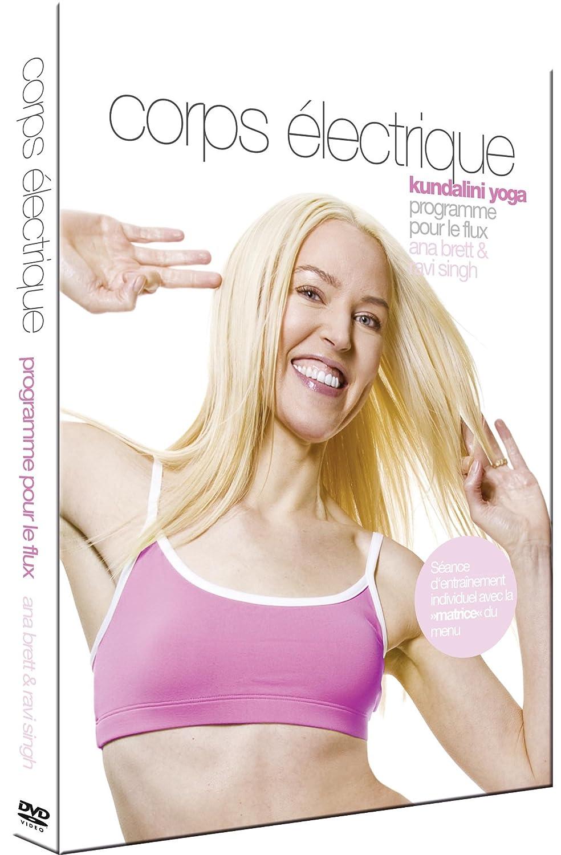 Kundalini yoga - corps éléctrique [Francia] [DVD]: Amazon.es ...