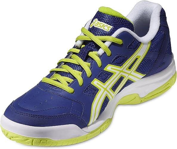 Asics Gel Padel MAX W Azul/Blanco/Lima (41.5): Amazon.es: Zapatos ...