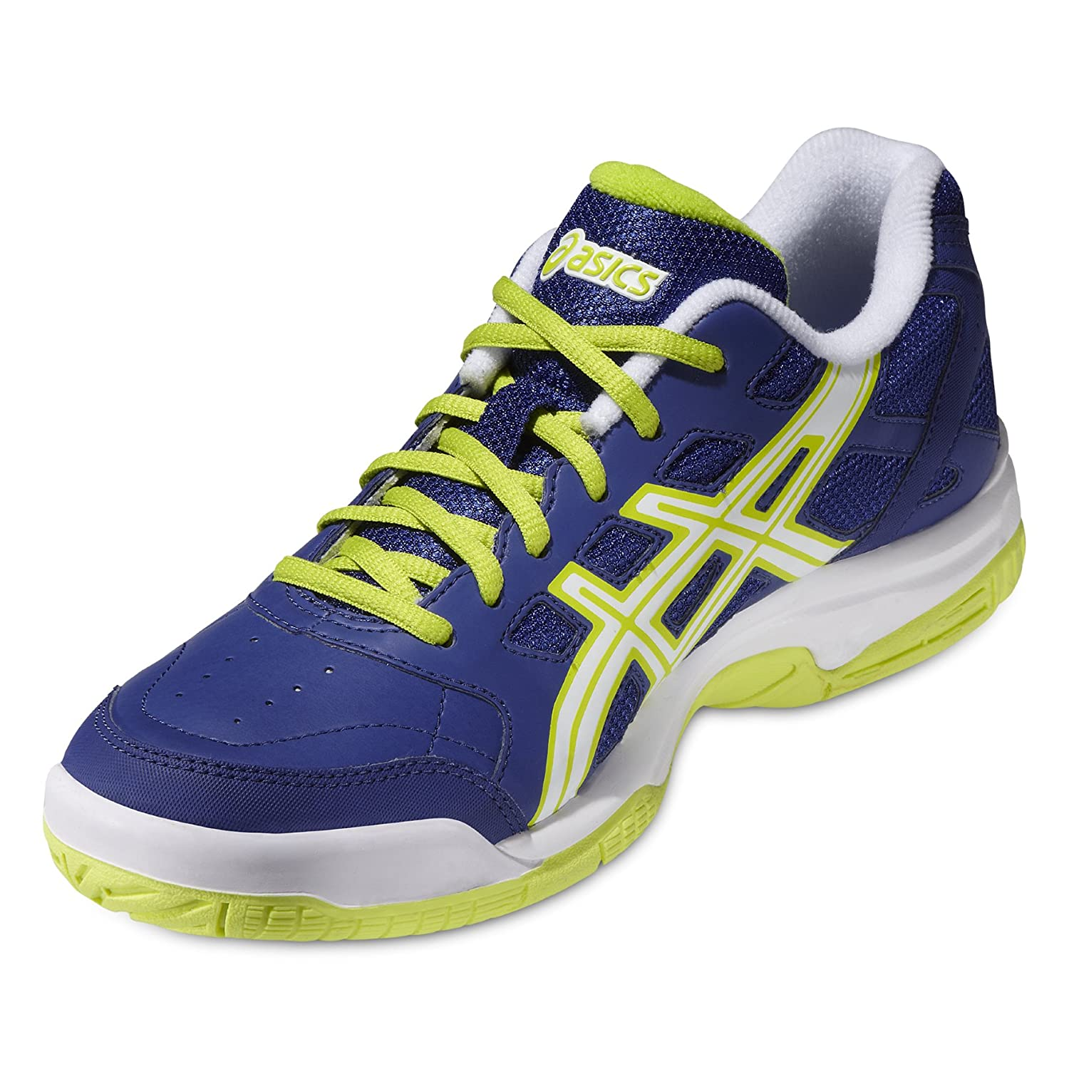 Asics Gel Padel MAX W Azul/Blanco/Lima (41.5): Amazon.es: Zapatos ...