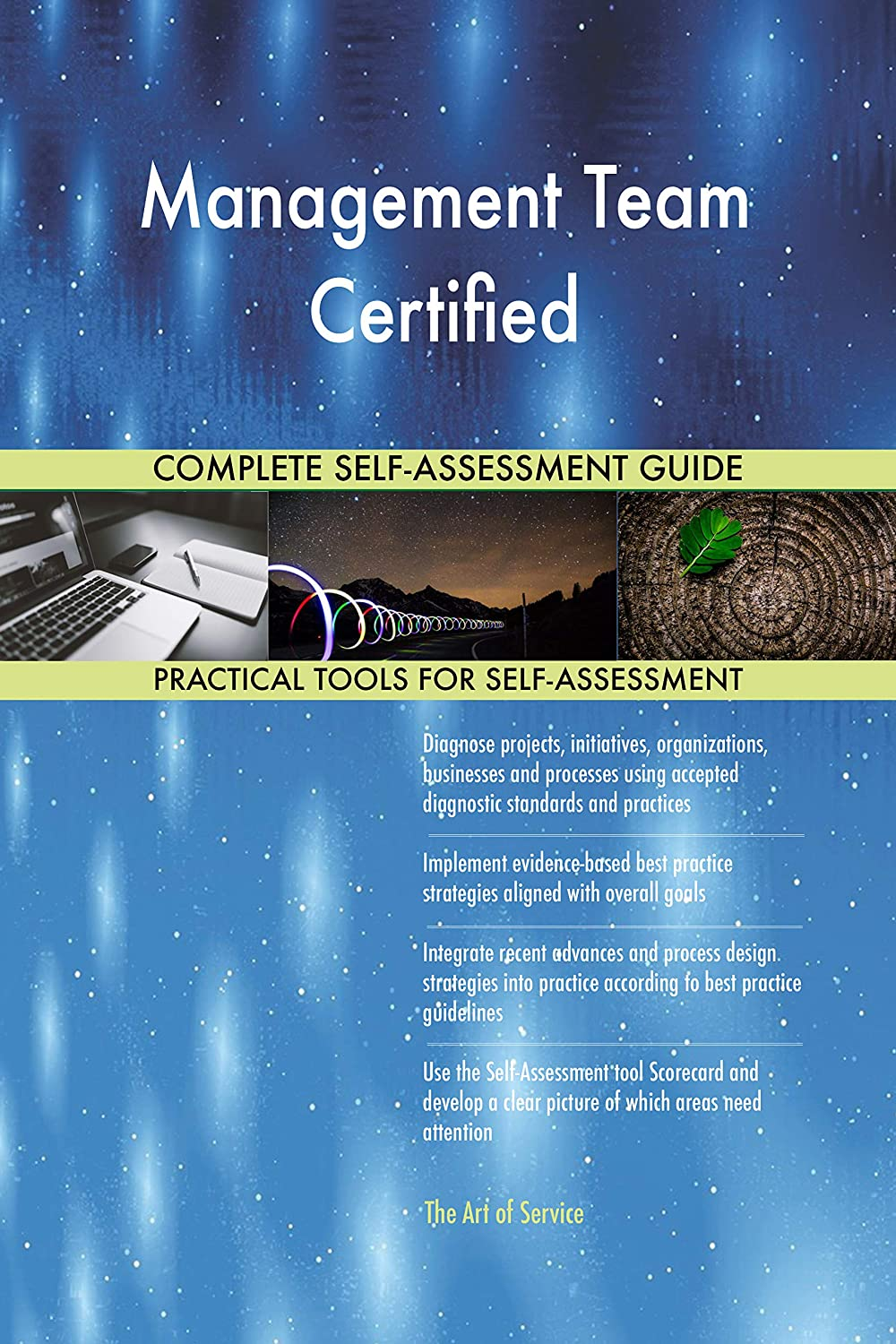 More Space More Attention More Success >> Amazon Com Management Team Certified All Inclusive Self Assessment