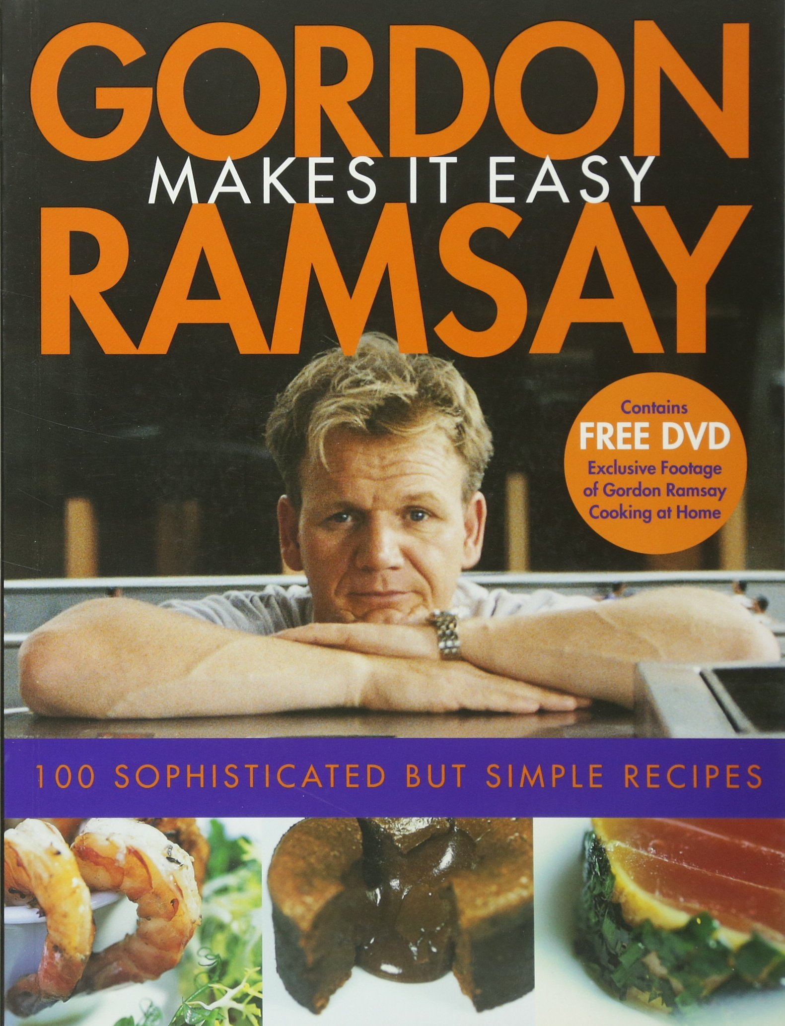 Gordon Ramsay Makes It Easy: Gordon Ramsay: 9780764598784: Amazon ...