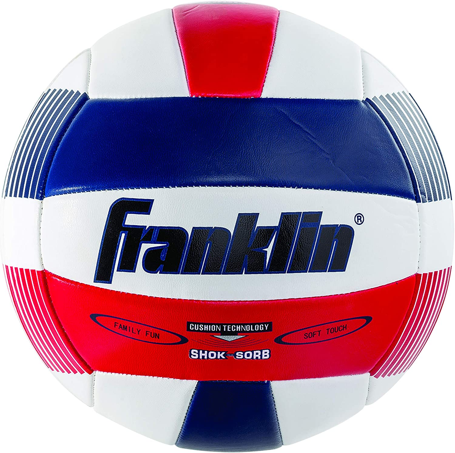 Franklin Sports Super Soft Spike - Balón de Voleibol: Amazon.es ...