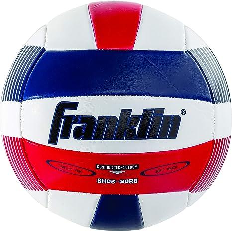 Franklin Sports Super Soft Spike - Balón de Voleibol: Amazon.es ...